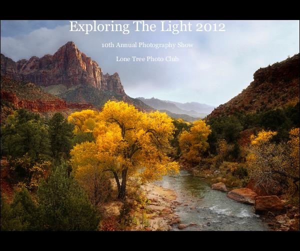 Exploring the Light 2012 cover